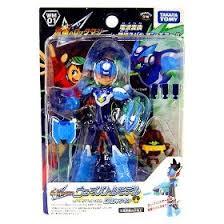 megaman star force toys