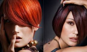 hair coloring chart