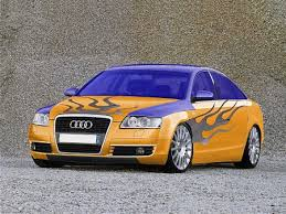 audi a6 tuning