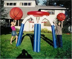 outdoor basketball games
