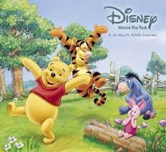 gambar kartun pooh