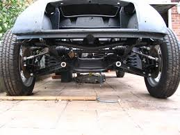 mgb suspension