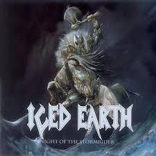 iced earth stormrider