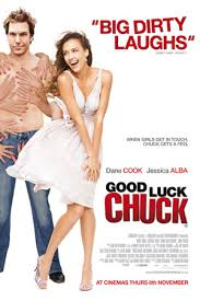 good luck chuck posters