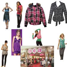 debs clothing