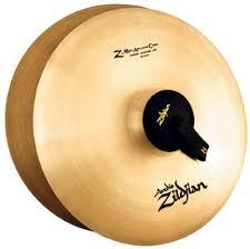 marching cymbal