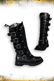 demonia combat boots