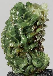 jade carve