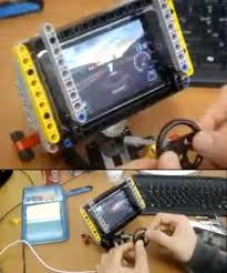 lego technic steering