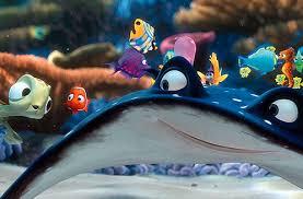 finding nemo mr ray