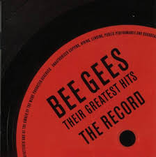 bee gees the record