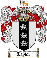 coat of arms taylor
