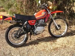 1978 honda xl250s