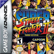 street fighter 2 gba