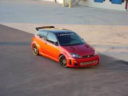 ford focus 2000 zx3