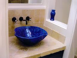 blue sinks