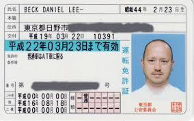 driver license images