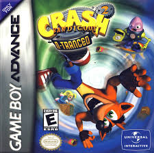 crash bandicoot gba