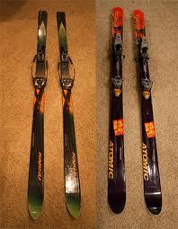 old ski photos