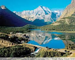 glacier national park hotel
