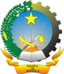insignia da republica de angola