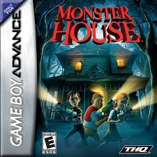 monster house the game