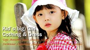 clothing girl