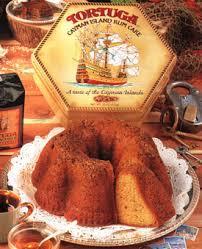 jamaica rum cake