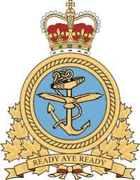 canadian navy badge