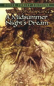 midsummer nights dream book