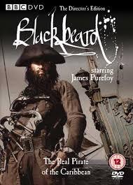 blackbeard dvd