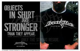 infamous shirts
