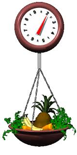 fruit scale