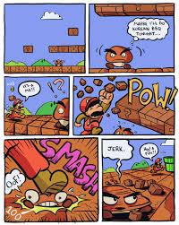 mario comic books