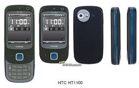 htc touch black