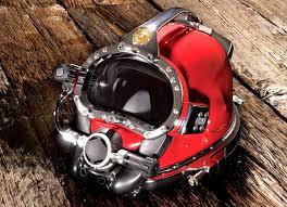kirby morgan dive helmets
