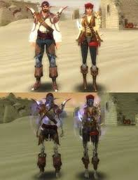 silkroad avatar items