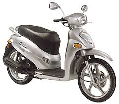 kymco people scooters