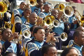 high school band camp