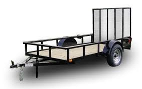 hauling trailers