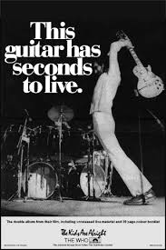 pete townshend poster