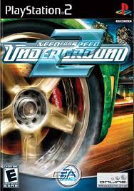 need for speed underground for ps2
