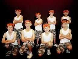 boys hip hop dance