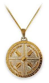 archangel michael medallion