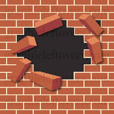 brick wall graphics