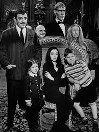 adams family characters
