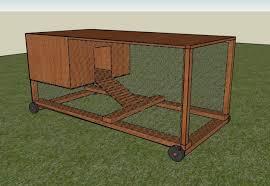 chicken tractor
