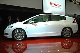 honda insight hybrid cars