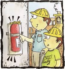 pictures of fire safety
