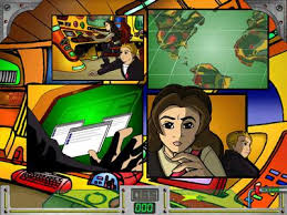kid pix computer games
